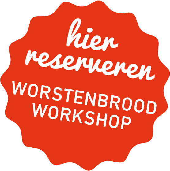 workshop reserveren worstenbroodjes