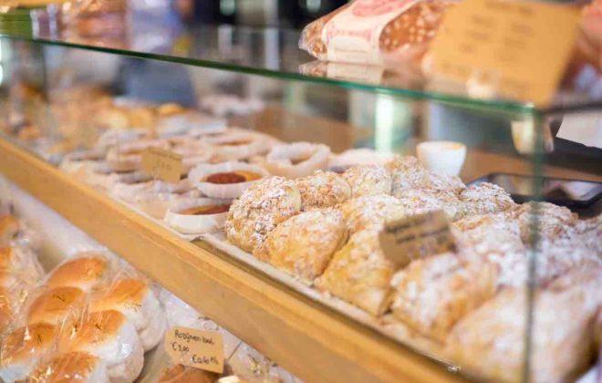 foto winkel vitrine snacks